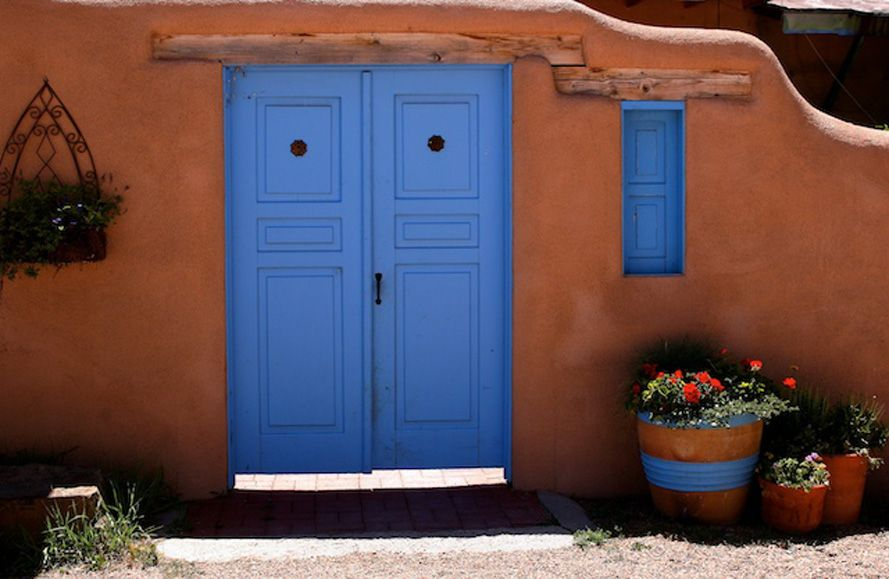 Galleries Southwest Dreaming K A T E W O R K S Dot N E T Turquoise Door Southwest Decor Mexican Decor