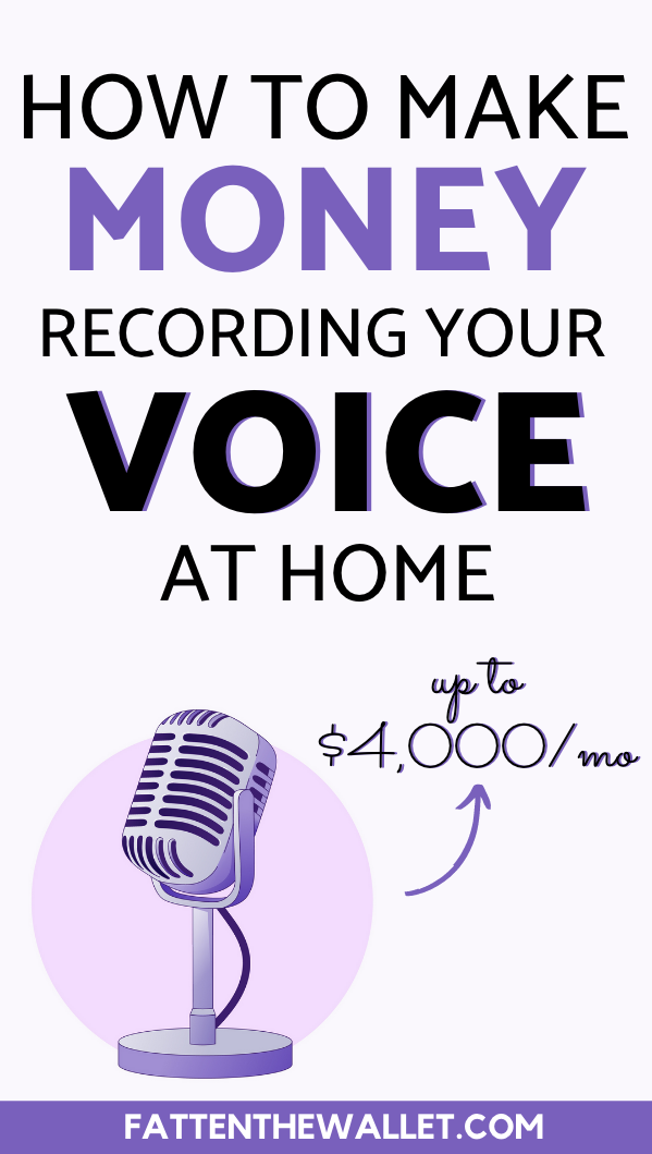 How To Start VoiceOver Work Online (9 Companies To Work
