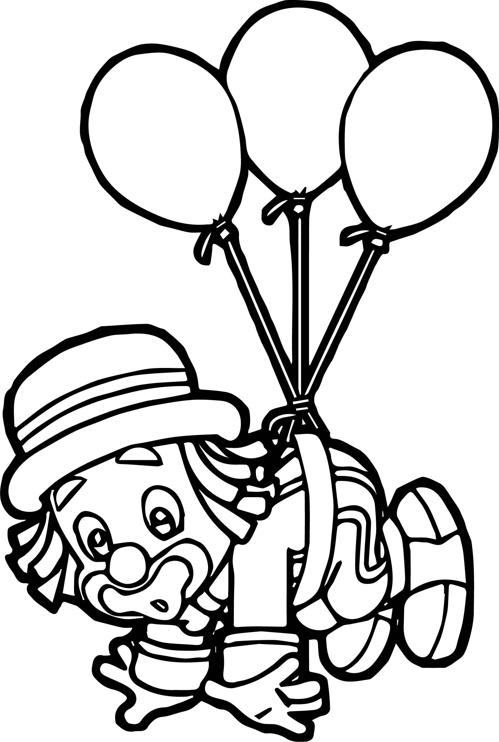 Cool Patati Patata Clown Coloring Page Coloring Pages Coloring Books Coloring Pages For Kids