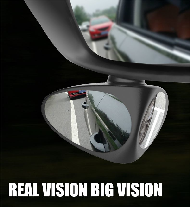 2 In 1 Rearview Mirror Assist In 2020 Blind Spot Mirrors Car Blinds Rear View Mirror