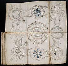 "The Voynich manuscript, described as ""the world's most mysterious manuscript"""