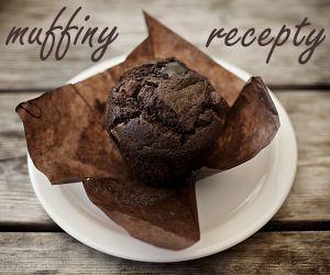 Desiatky receptov na prípravu chutných muffinov.