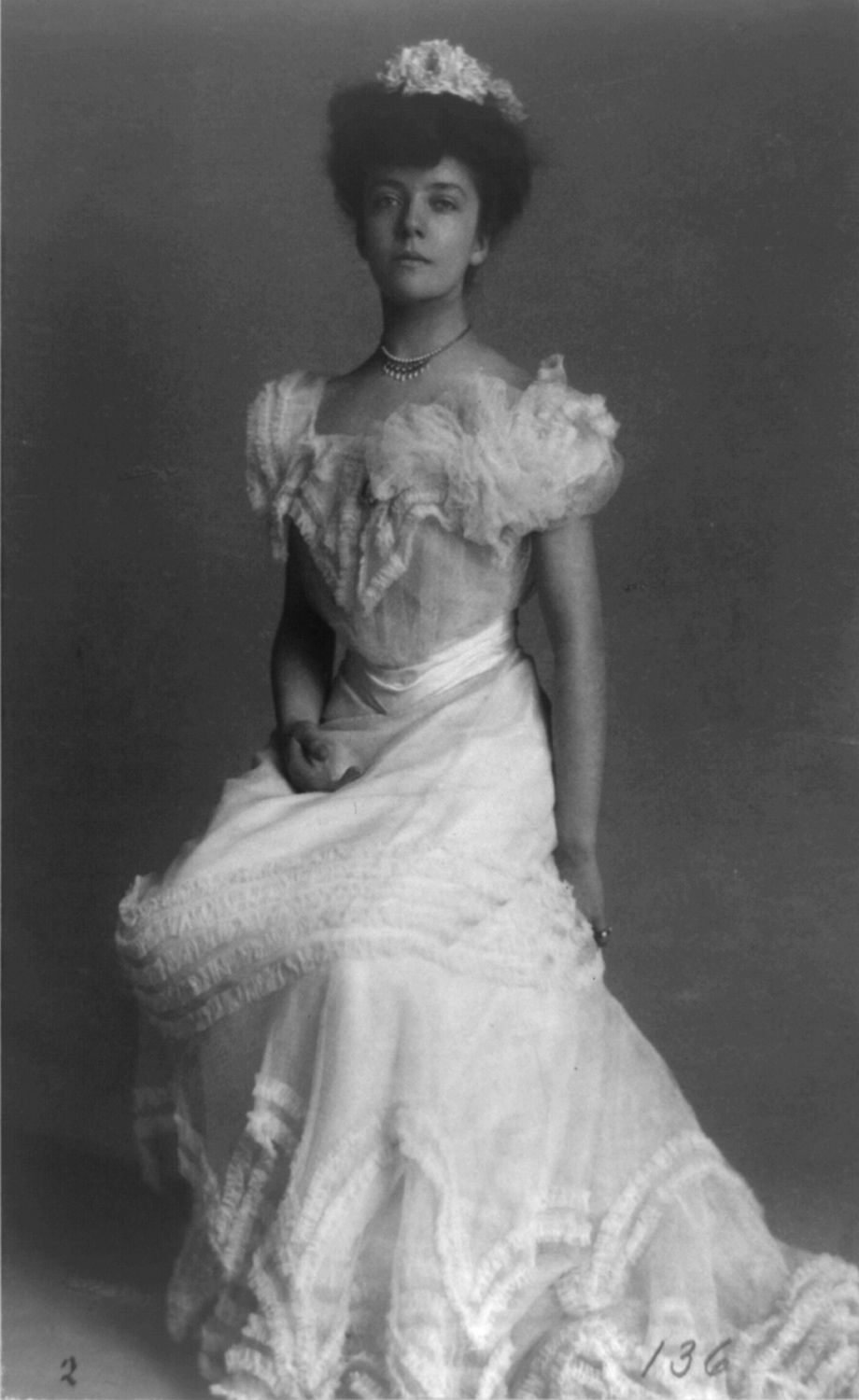 """Alice Roosevelt Longworth, ca. 1902 