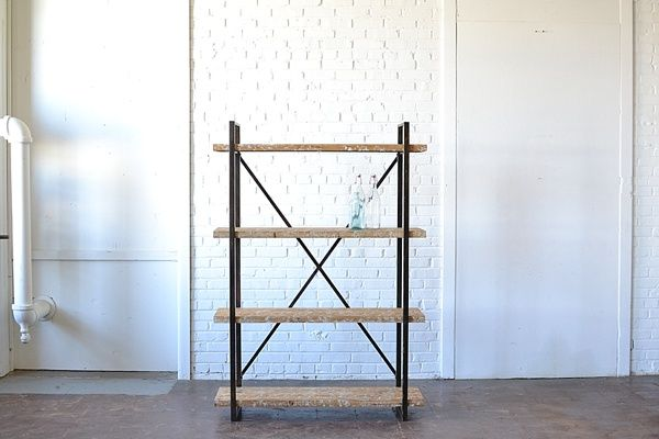 Industrial shelf | Paisley and Jade