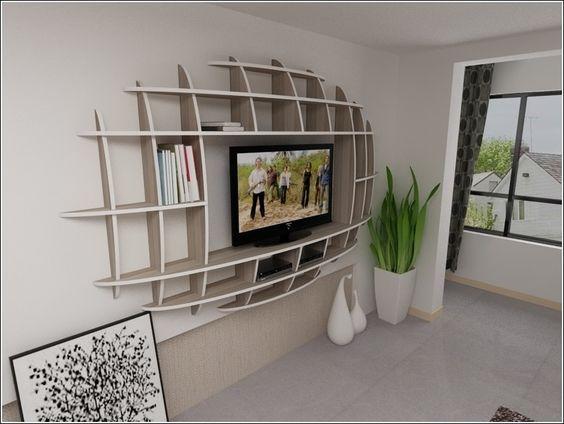 Schone Regale Design Fur Wohnzimmer Kleines Und Modernes D Regal Fur