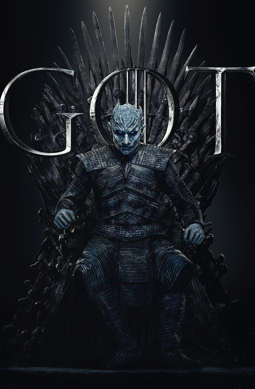 See Your Favorite Characters On The Throne Making Game Of Thrones Game Of Thrones Poster Kings Game Night King