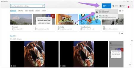 Cara Membuat Video Youtube Dari Gambar Dan Musik Dengan Aplikasi Foto Windows 10 Windows 10 Musik Windows
