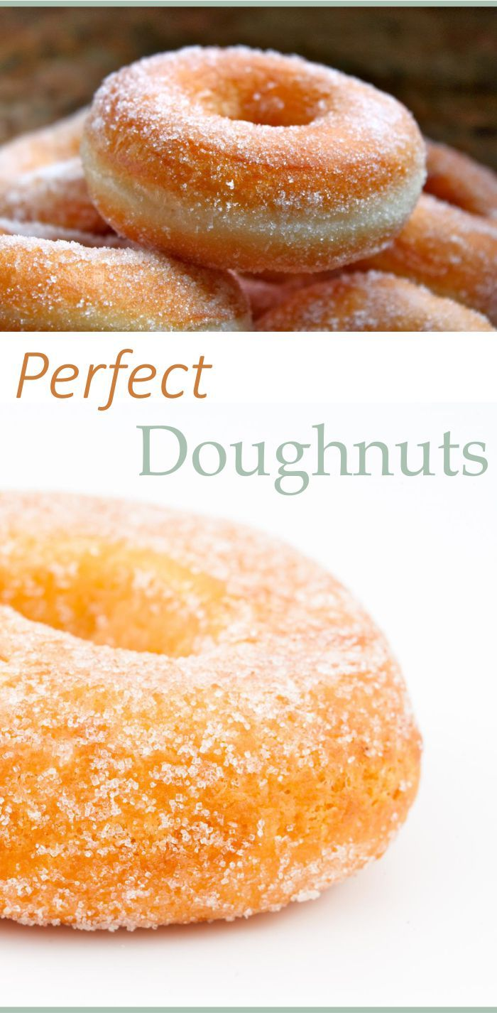 Perfect Doughnuts–Sugar, filled with Jam, Nutella or Cream is perfect for a Sunday breakfast treat. Spice up your get together with these perfect doughnuts.