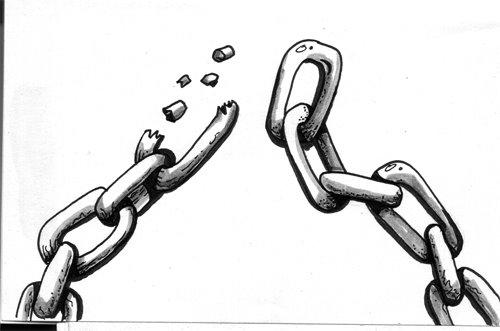 Chain Breaking Art Drawing Google Search Art Drawings Drawings Chain