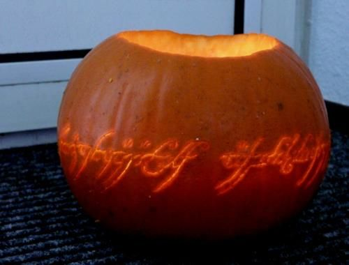 One pumpkin to rule them all tickle my funny bone Pinterest