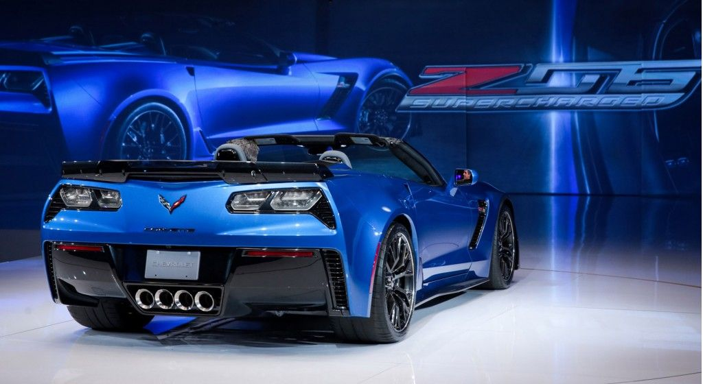 2015 Chevrolet Corvette Z06 Convertible 2014 New York Auto Show