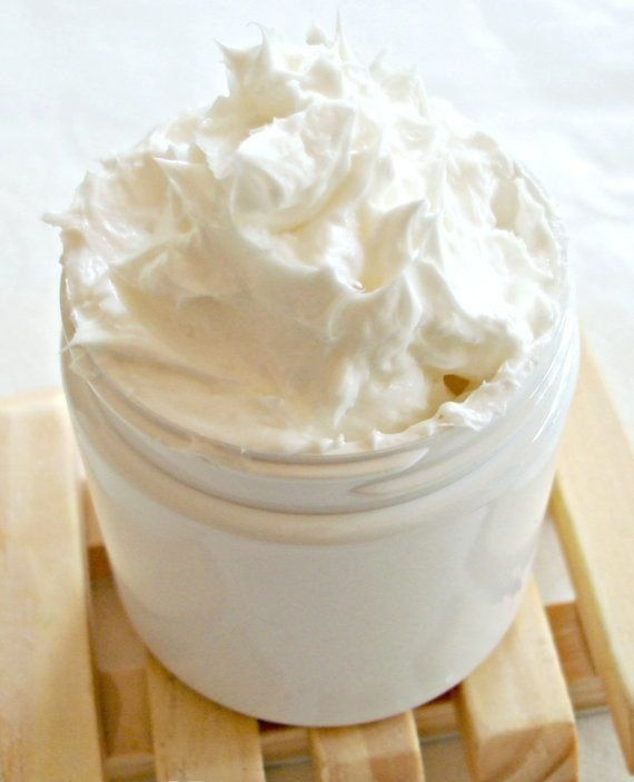 Homemade Whipped Shea Butter Pumpkin Scented Products