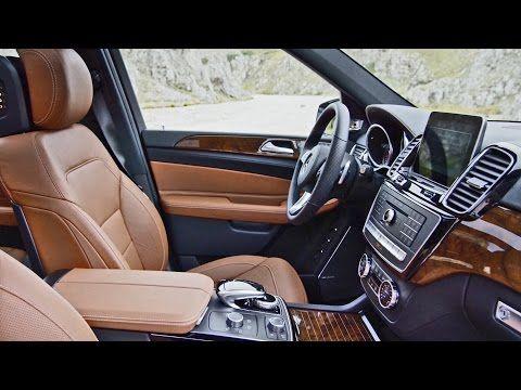 2016 Mercedes Benz GLS Class