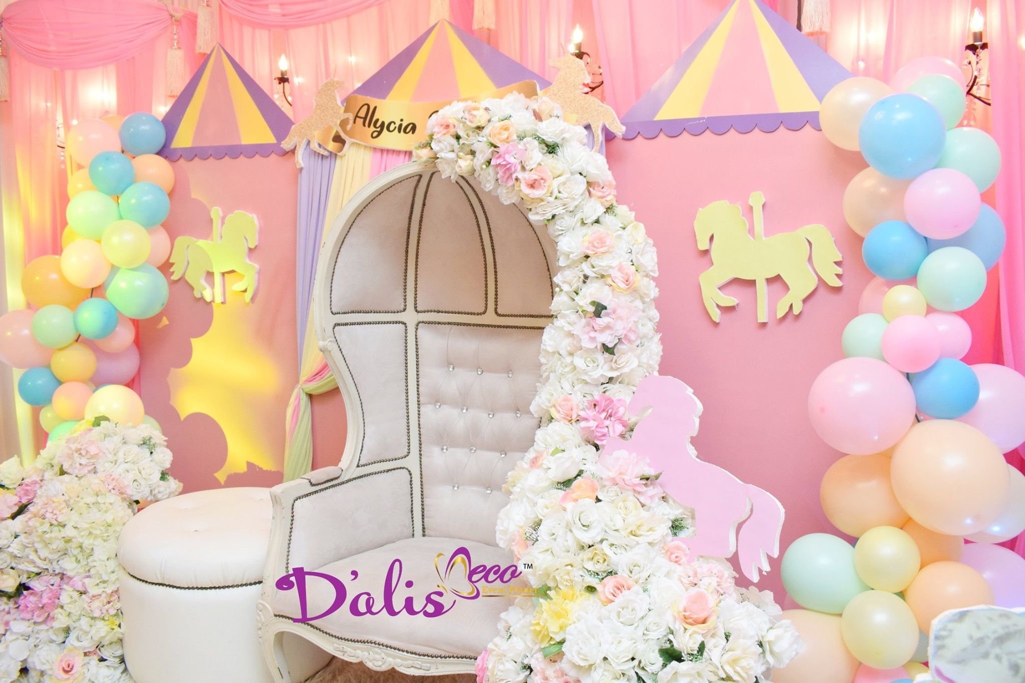 Baby Cradle Murah Wedding Frozen Theme Fb D'alis Deco Weddings Insta