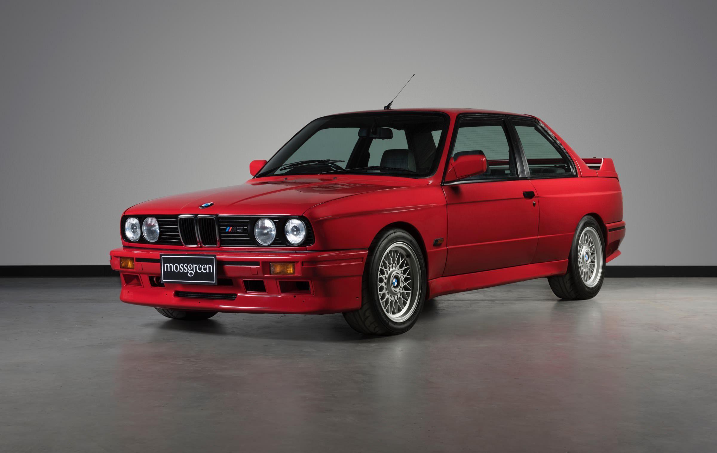1988 Bmw E30 M3 Evo 2 Bmw E30 Bmw E30 M3 Bmw