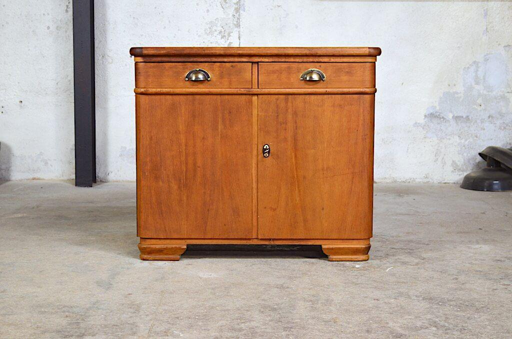 bas vintage meuble bas meuble rangement
