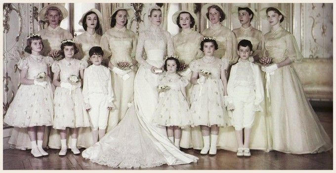 1800-1900 Vintage Wedding Gowns