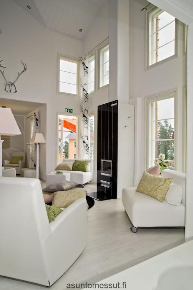 Tammisaari 166 - olohuone | Asuntomessut