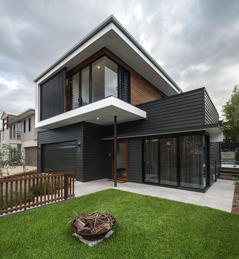 Need A Apartment Now: House Cladding, Black House