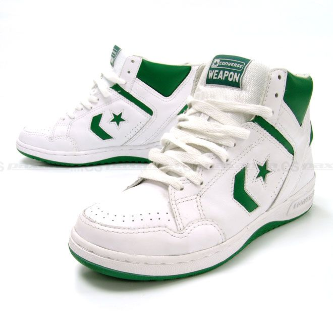CONVERSE WEAPON 86 HI Larry Bird...I'd rock these fa sho