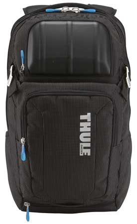 e88165bee5 Thule Crossover TCBP-217 Backpack Review - A great lightweight laptop  backpack with some really cool features.
