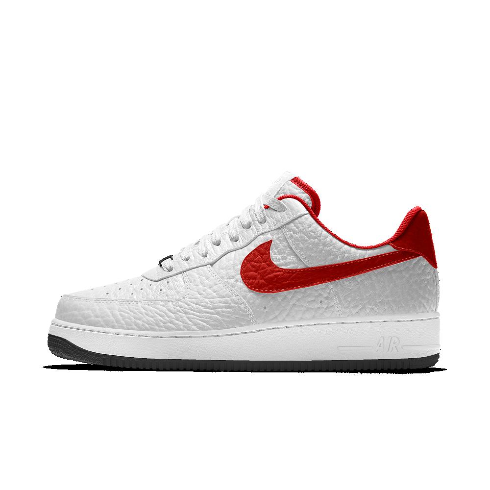 promo code 79d36 fc091 Nike Air Force 1 Low Premium iD (Portland Trail Blazers) Men s Shoe Size  11.5 (White)