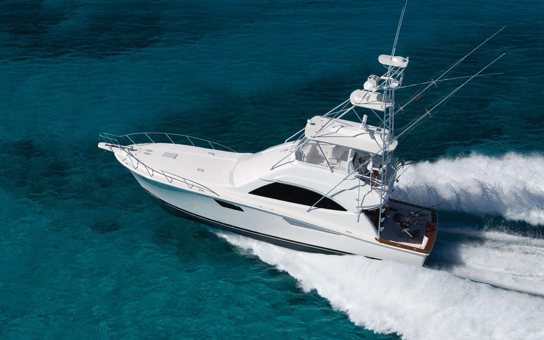 Bertram 54 for sale by Kusler yachts San Diego Boat