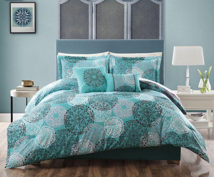 ▷ 1001 + Ideen zum Thema Welche Farbe passt zu grau? - schlafzimmer gestalten grau