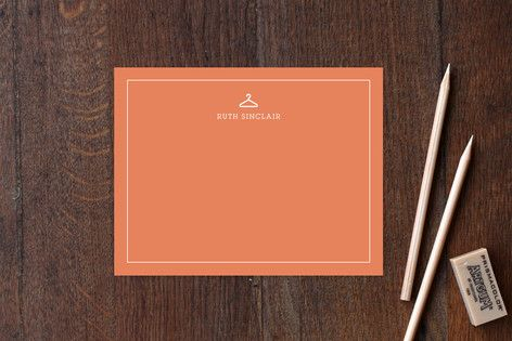 Corner Boutique Business Stationery Cards by Monica Tuazon at minted.com