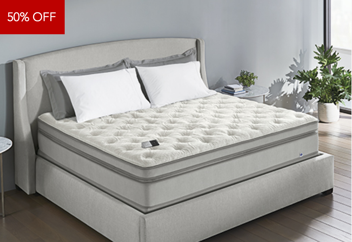 iLE 360 Bed FlexTop King (With images) Sleep number bed