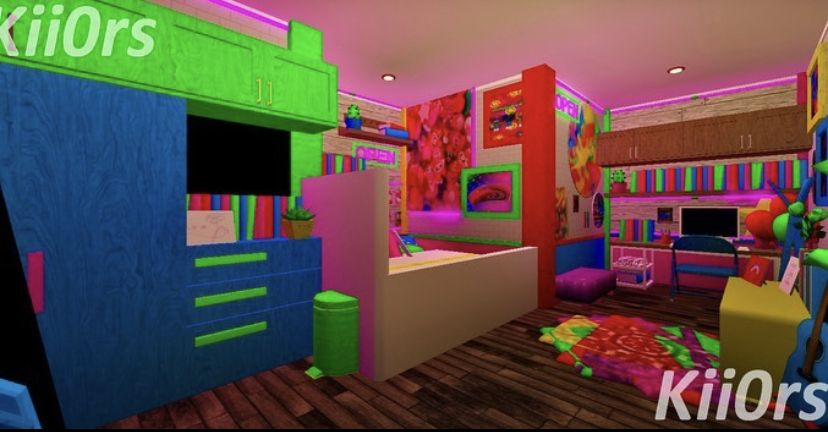 Not Mine Room Hacks Roblox Funny Home Decor Bloxburg bedroom ideas tutorial