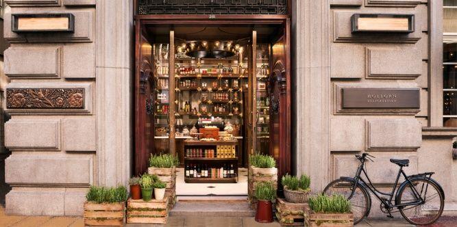 《瑰麗酒店集團》之全球酒店 - 馬蹄網 | Rosewood london, Bar design restaurant, Rosewood hotel