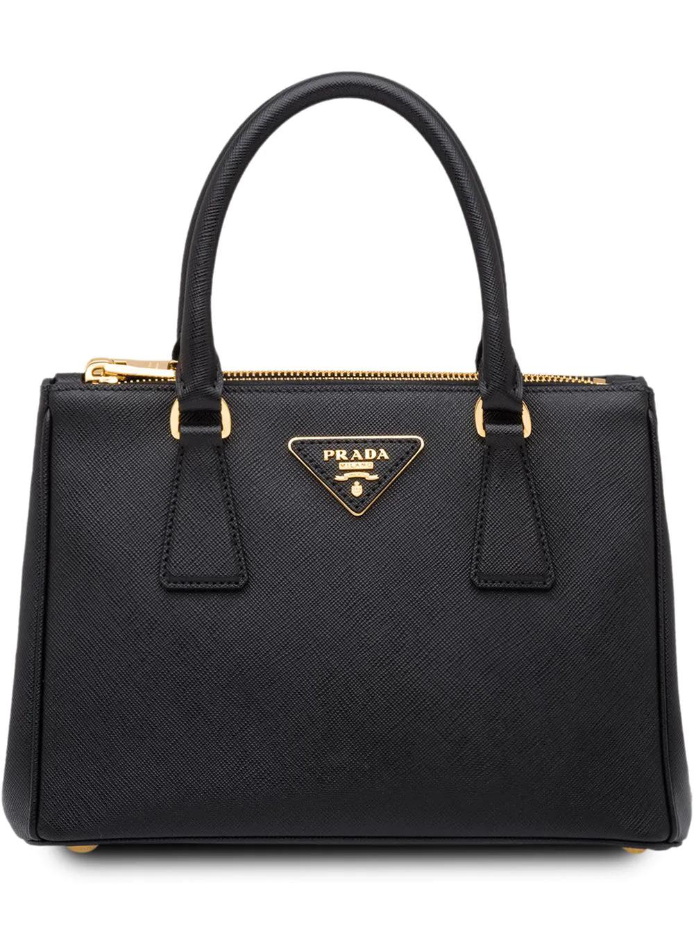 Prada Galleria Tote Bag Aw20   Farfetch.Com