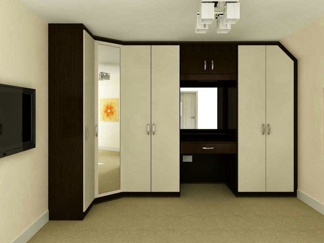 How Much Does A Custom Fitted Wardrobe Cost This Is A Top Example Of Quality Workmanship And A Fine Example Of Guarda Roupa Em L Quarto De Casal Guarda Roupa
