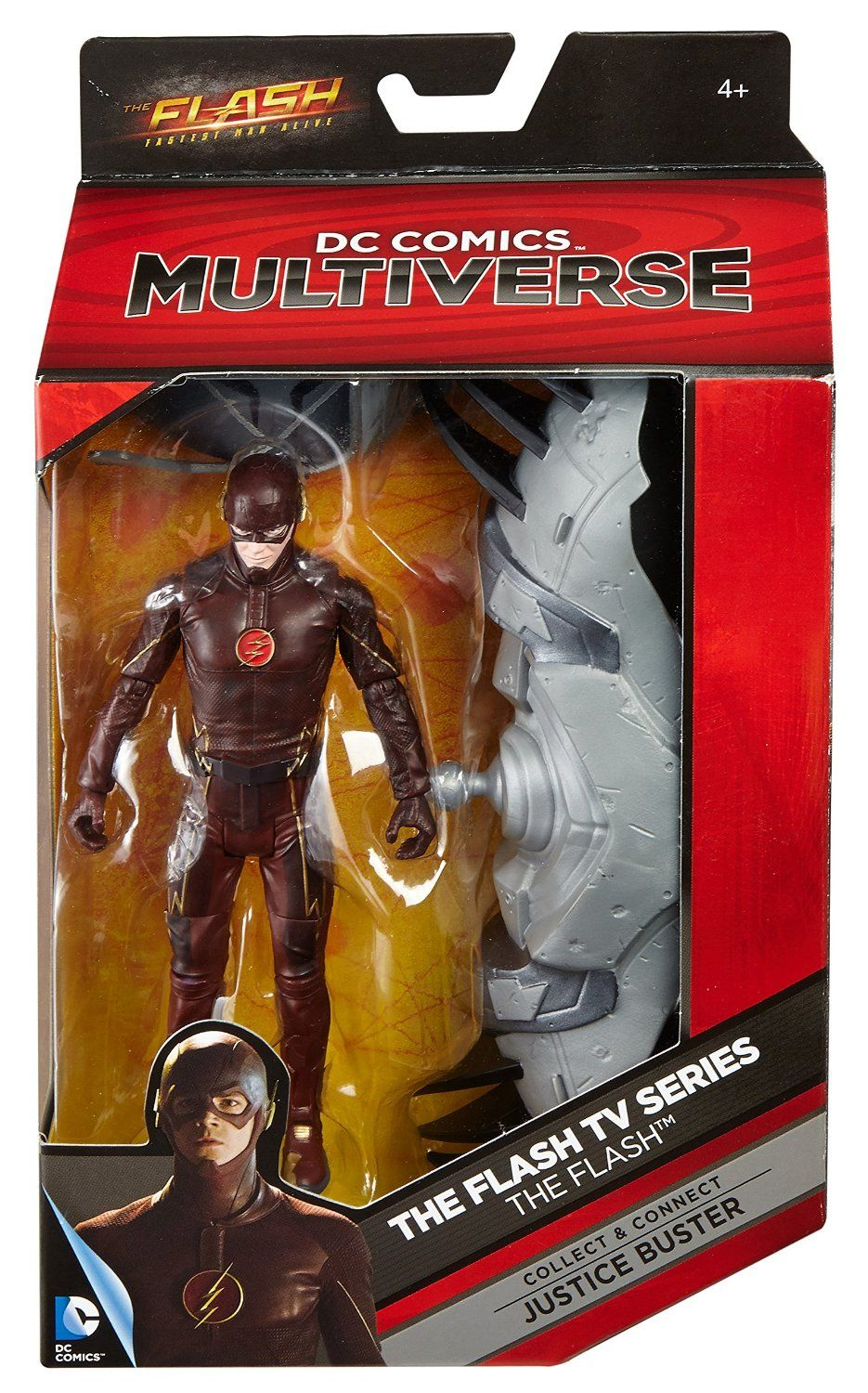 DC Universe Classics Signature Collection Teen Titans Wally West The Flash DCUC
