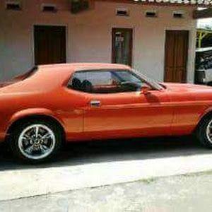Ford Mustang 1970 Dijual Jakarta Mobil Mustang Mobil