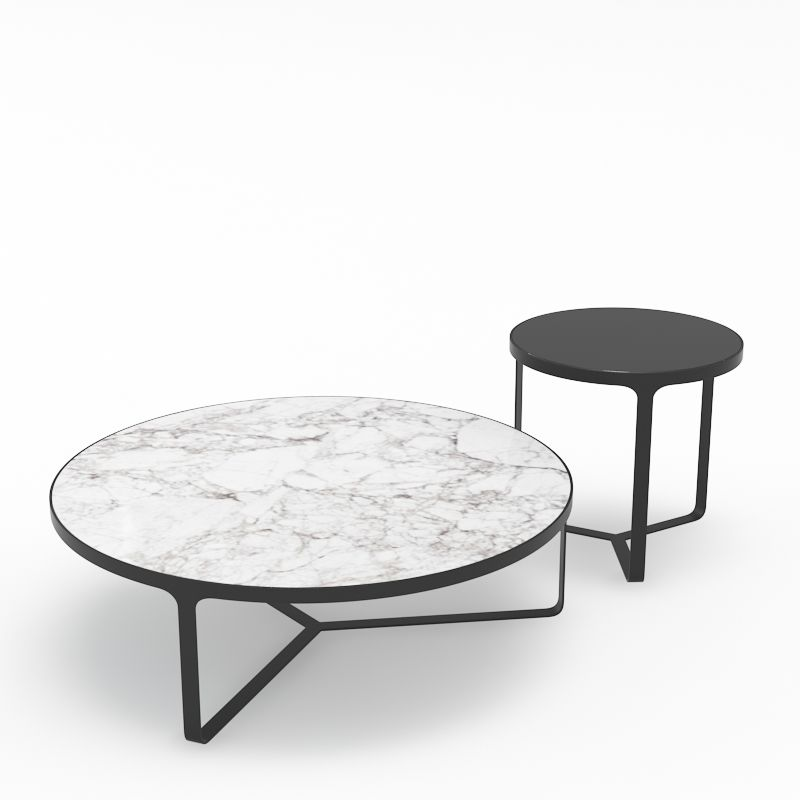 Great Models Of Cage Table From Tacchini Furniture ProductionThe Models  Were Created Paying Much Attention To All The Details.
