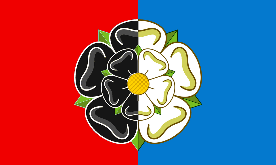 Oc Flag For An Anarchist Yorkshire More In Comments Leftistvexillology Anarchist Flag Minnie
