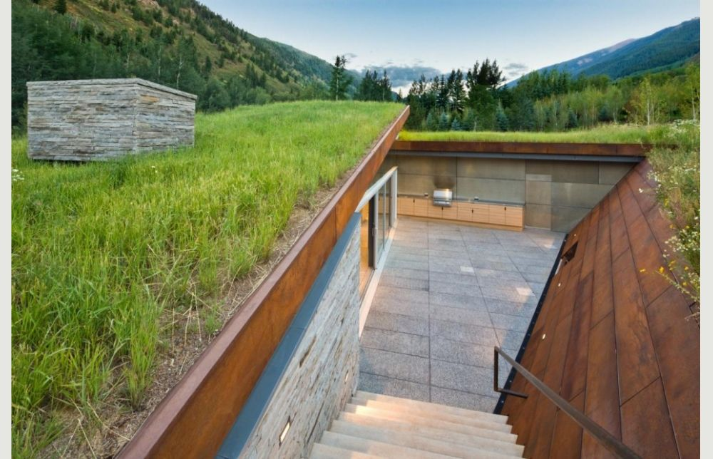House in the Mountains | Project | Architype