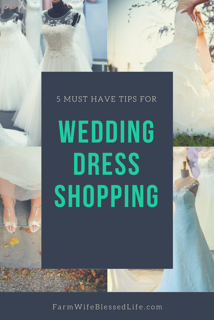 A Real Bride Guide to Wedding Dress Shopping - 5 Tips to Make It ...