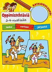 lataa / download OPPIMISTEHTÄVIÄ 3-4 -VUOTIAILLE. LASKE-VERTAA-JÄRJESTÄ epub mobi fb2 pdf – E-kirjasto