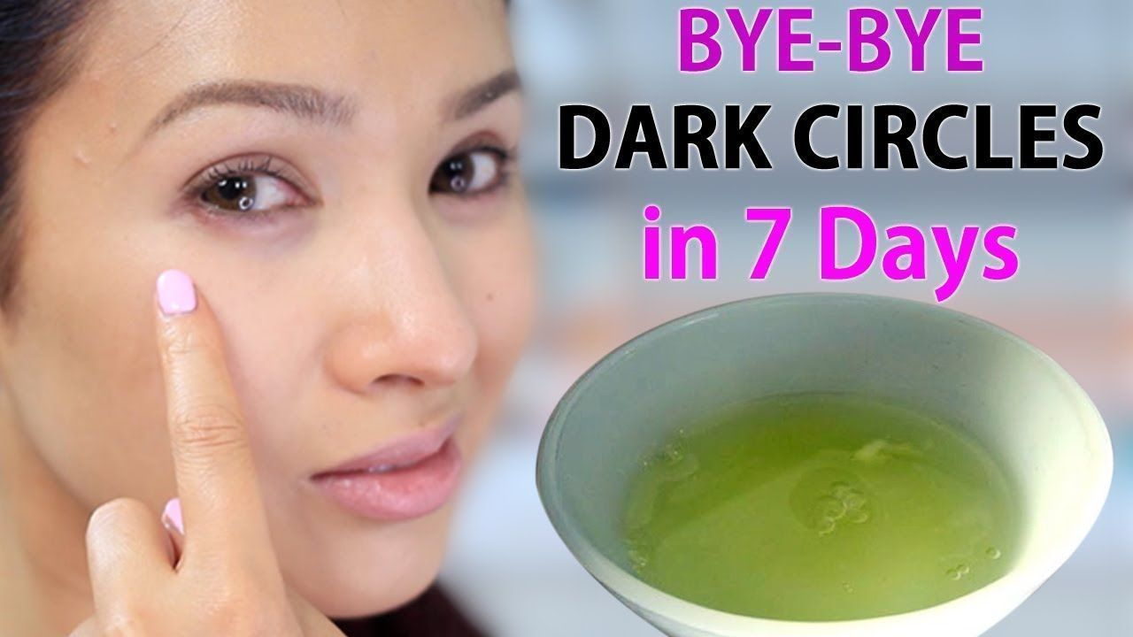 Get rid of dark circles fast home remedies for removing