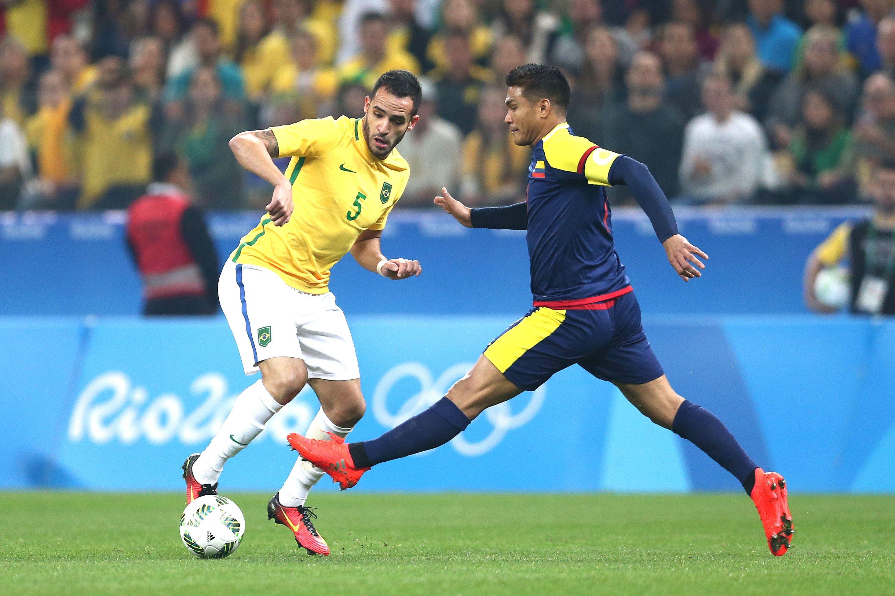 "Renato Augusto fala de chance de medalha na Rio 2016: ""Me emociona""  #globoesporte"