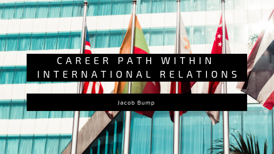 Jacob Bump explains the different career paths you can