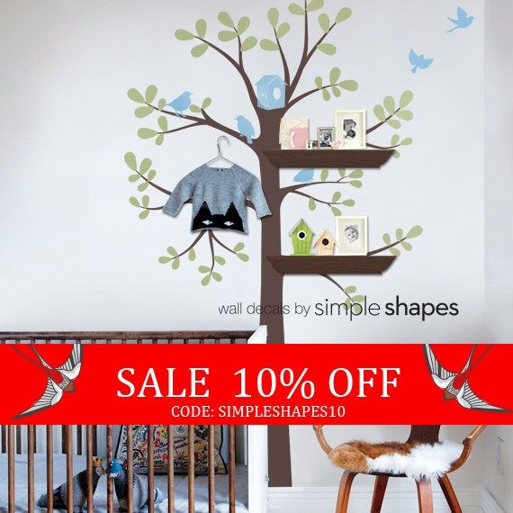 Review By Nicolejanssen Fairly Easy To Put Up And Looks Great - How to put up a tree wall decal