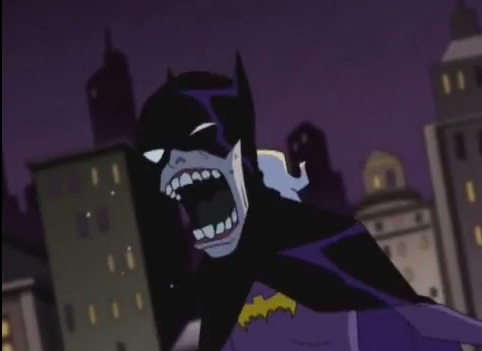 Zombie Batgirl