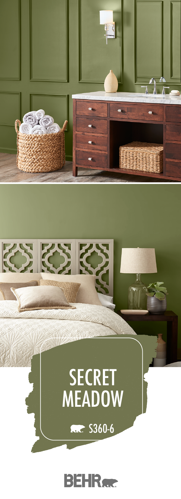 no matter what your interior design style is behr paint on interior designer paint choices id=54526