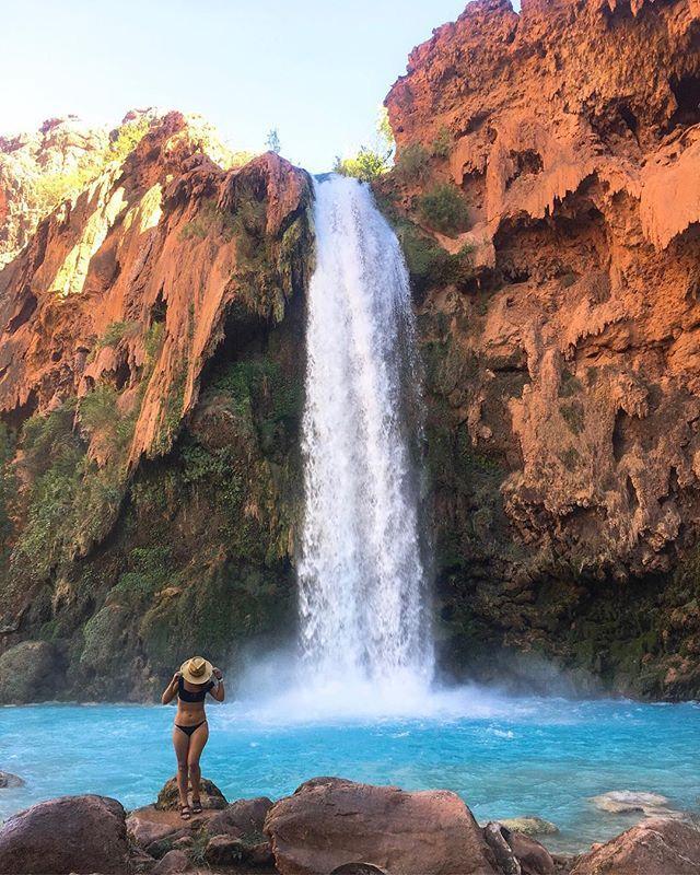 Arizona Waterfalls