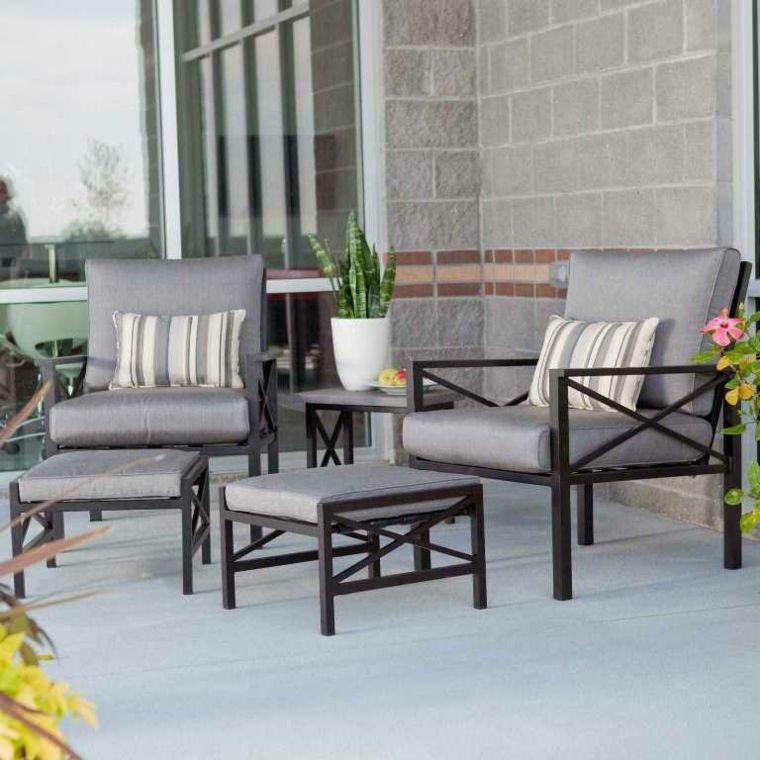 Muebles De Terraza Y Jardín Para Decorar Mobiliario