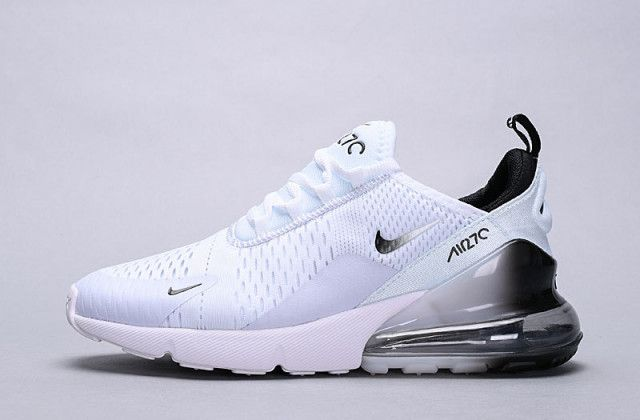 Christmas 2018 Sales Nike Air Max 270 Gradient white black